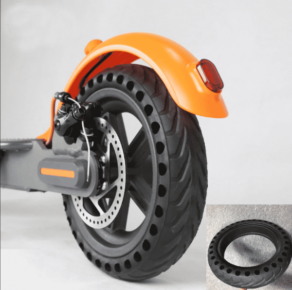m365 solid tyres