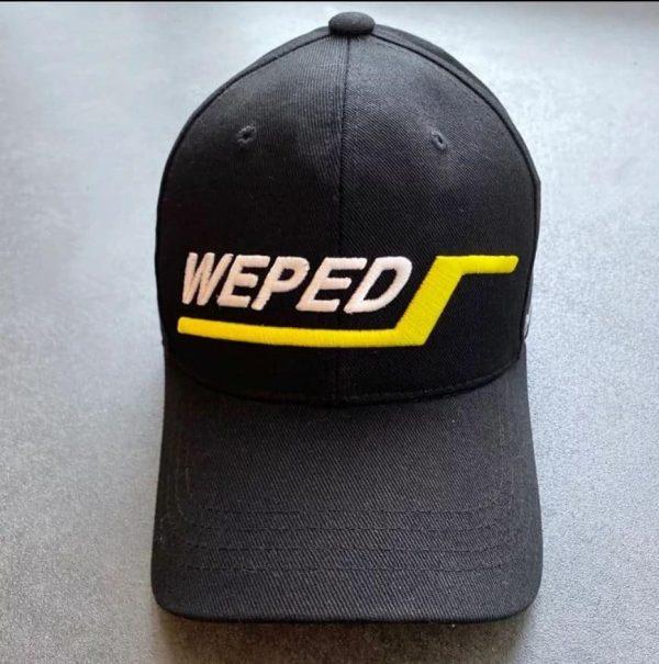 weped cap